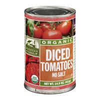 Woodstock Farms Organic Tomatoes Diced No Salt