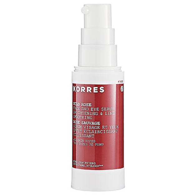 Korres Natural Products Wild Rose Firming and Brightening Serum
