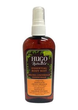 Hugo Naturals - Essential Body Mist Comforting Vanilla & Sweet Orange - 4 oz.