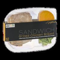 Lifestyle Foods Grilled Chicken Breast Sandwich