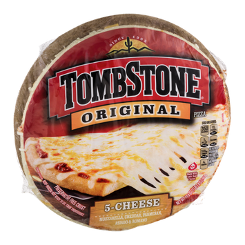 Tombstone Original Pizza 5-Cheese