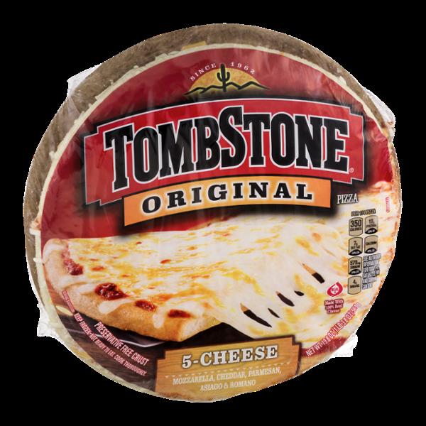 Tombstone Original Pizza 5-Cheese