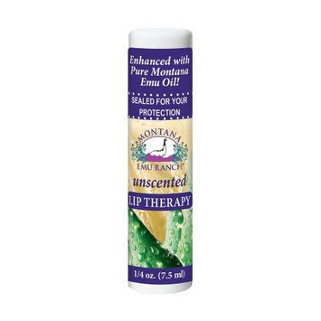 Lip Therapy Unscented - Laid In Montana - 0.25 oz - Balm