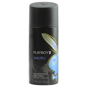 Playboy Malibu By Playboy Body Spray 5 Oz (men)