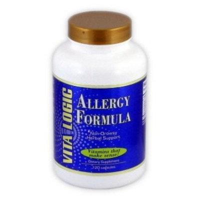 Allergy Formula VitaLogic 60 Caps
