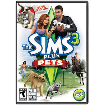 Electronic Arts Sims 3 Pets Special Edition[street 10-18-11]