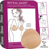 Braza Reveal Light Strapless Bra