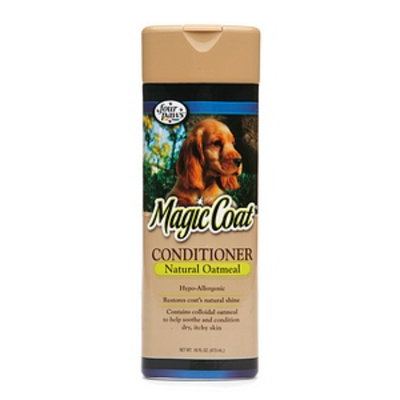 Four Paws Magic Coat Natural Oatmeal Conditioner