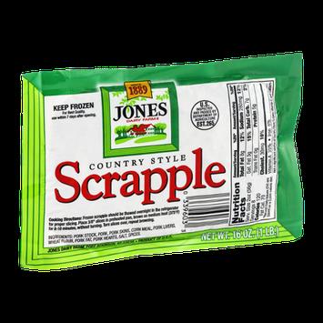 Jones Country Style Scrapple