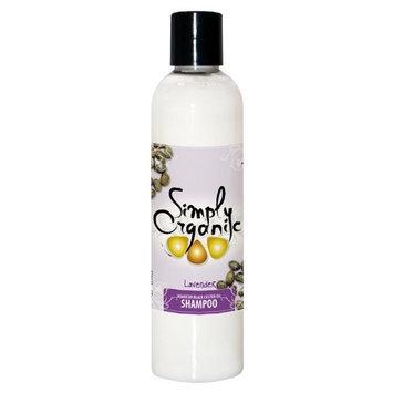Simply Organic Oils - Jamaican Black Castor Oil Shampoo Lavender - 8 oz.