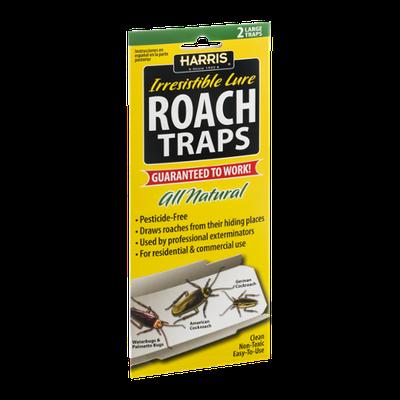 Harris Irresistible Lure Roach Traps