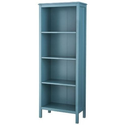 Book case: Threshold Windham 4-Shelf bookcase - Teal