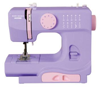 Janome America, Inc. Janome Lady Lilac Portable Sewing Machine