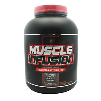 Nutrex Muscle Infusion Chocolate Peanut Butter Crunch - 5 lbs