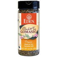 Eden Organic Black & Tan Gomasio Sesame Salt, 3.5 oz, (Pack of 4)