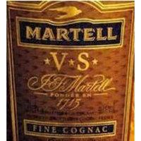 Martell Cognac Vs 750ML