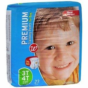 Walgreens Premium Training Pants for Boys