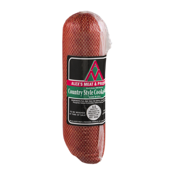 Alex's Meat & Provisions Country Style Cooked Salami