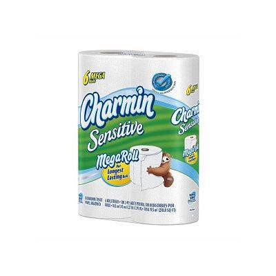 Charmin® Sensitive Toilet Paper Mega Rolls