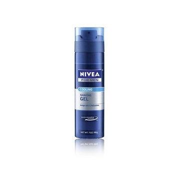 Nivea for Men Cooling Shaving Gel-7 oz