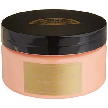 Mor Cosmetics Essentials Body Butter, Neroli Clementine, 11.2 Ounce