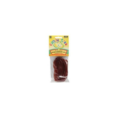 Candy Tree Organic Strawberry Laces -- 2.6 oz
