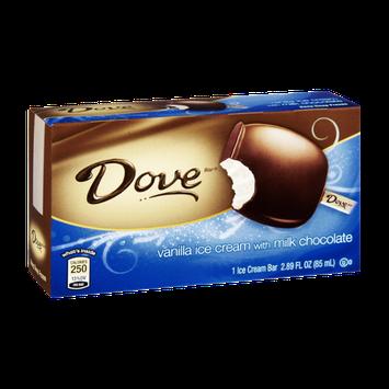 Dove Milk Chocolate Vanilla Ice Cream