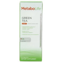 MetaboLife Green Tea, Stage 1, 90-Tablets