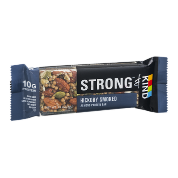 KIND STRONG Hickory Smoked Almond Protein Bar
