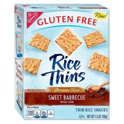 Mondelez Gluten Free Rice Thins Sweet Barbecue 3.5oz