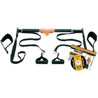 GoFit Gravity Bar  Body Weight Training System With Dvd & Exercise Flipbook