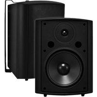 OSD Audio AP840 200 W RMS Outdoor Speaker - Black - 30 Hz to 22 kHz - 8 Ohm