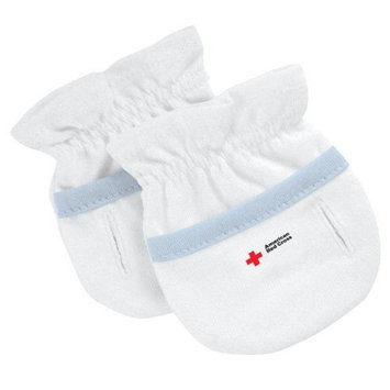 The First Years American Red Cross No Scratch Mitts