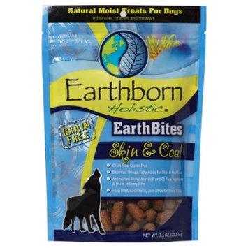 Earthborn Holistic EarthBites Skin and Coat Dog Treats