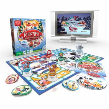 Screenlife ScreenLife Rudolph the Red Nosed Reindeer DVD Game