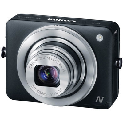 Canon PowerShot N 12.1MP Digital Camera with 8x Optical Zoom with