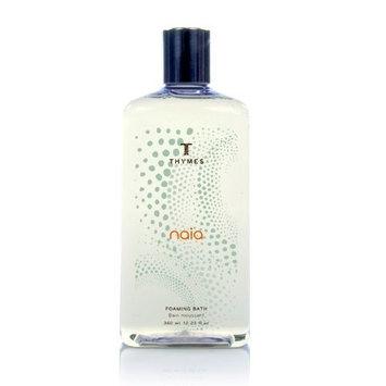 Thymes Liquid Foaming Bath, Naia, 12.25-Ounce Bottle