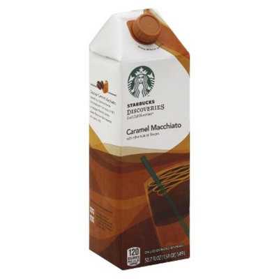 Quaker® Starbucks Discoveries Caramel Macchiato