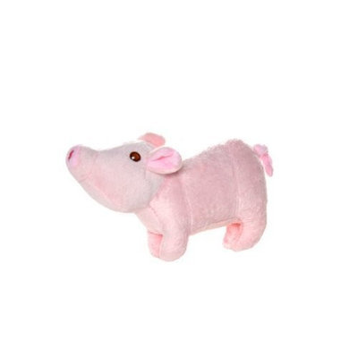 VIP Products Mighty Toy Jr Piglet Dog Toy [pink]