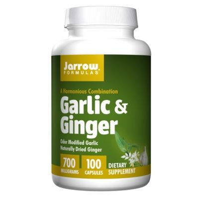 Jarrow Formulas Garlic & Ginger 700mg