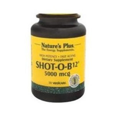 Nature's Plus Shot-O-B12 5000mcg - 30 - VegCap [Misc.]