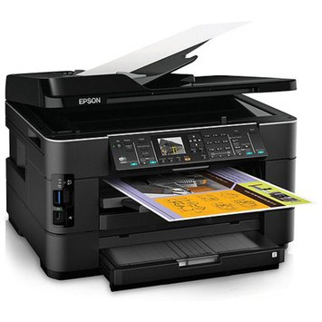 Epson WorkForce All-in-One Printer/Copier/Scanner/Fax Machine