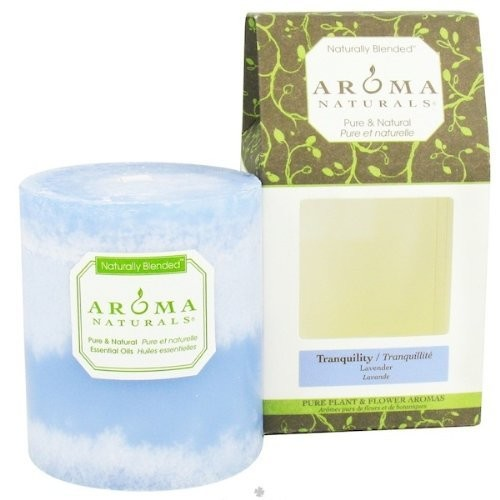 Aroma Naturals The Natural HBC Group, LLC - Tranquilty 3x3.5