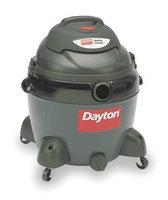 DAYTON 3VE21 Vacuum, Wet/Dry, 16 gal.
