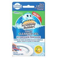 Scrubbing Bubbles Toilet Cleaning Gel with Hydrogen Peroxide, Fresh Citrus, 1.34 oz