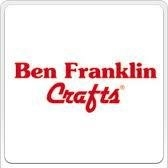 Ben Franklin Art and Craft Items