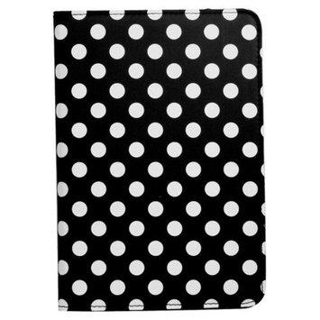 Bargain Tablet Parts Ipad Mini Polka Dot Rotating Case