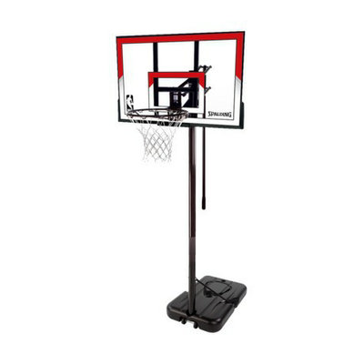 Huffy Spalding Polycarbonate Portable Basketball System - 44
