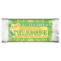 Amy's Kitchen Amys 5.5oz Gluten Free Tofu Scramble Breakfast Wrap