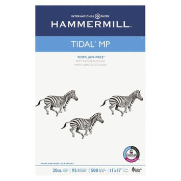 Hammermill Tidal MP Copy Paper, 92 Brightness, 20 lb - White (500